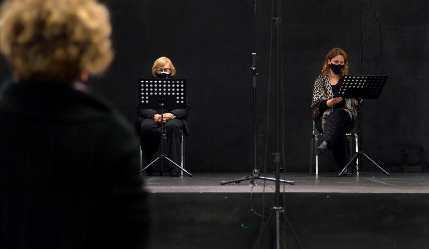 """Lettura audiolibro spettacolo """"Ramona e Giulietta"""""""