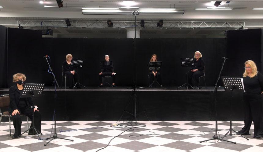 Il teatro ritorna dal vivo nel carcere di Rebibbia femminile